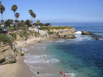 La Jolla Cove