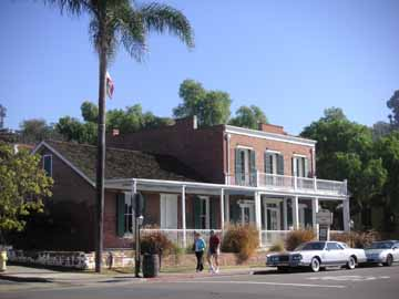 whaley house image